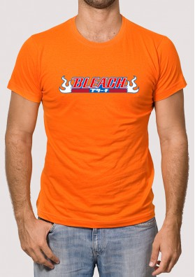 Camiseta Logo Bleach