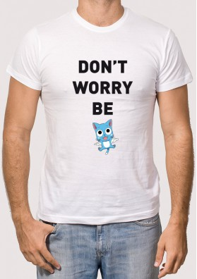 Camiseta Happy Fairytail