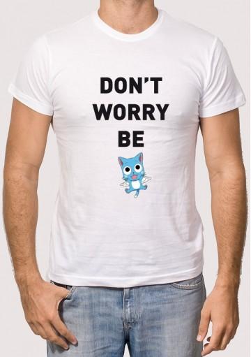 Camiseta Happy Fairytail