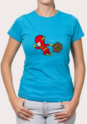 Camiseta Flash Pizza