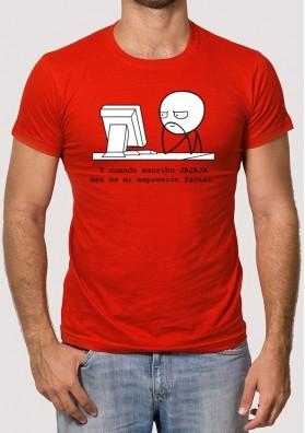 Camiseta El Chico de la Computadora