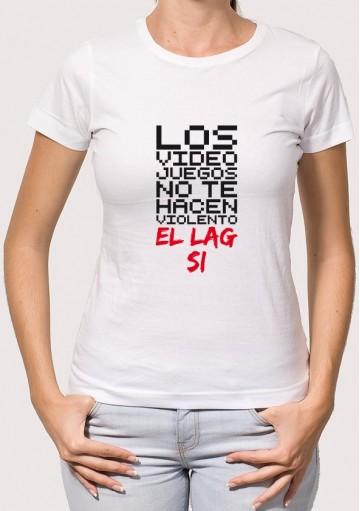Camiseta Lag