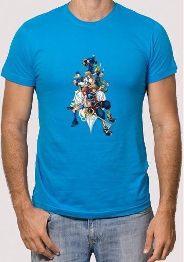 Camiseta personajes Kingdom H