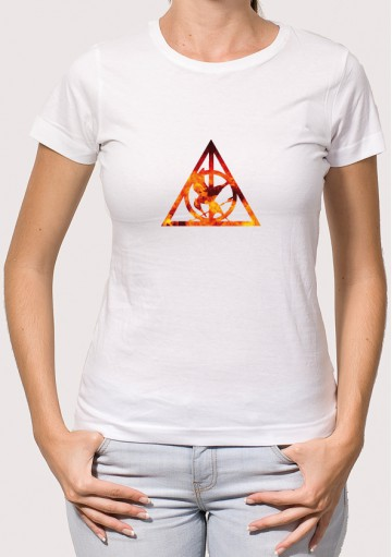 Camiseta Juegos Reliquias