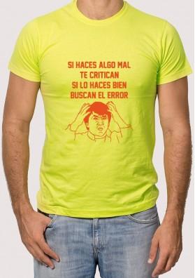 Camiseta Meme Chan Error