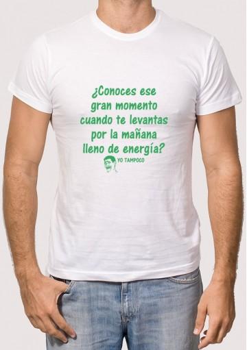 Camiseta Meme Yo Tampoco
