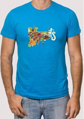 Camiseta Muppets