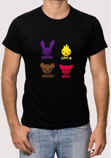 Camiseta Animatronics Freddy