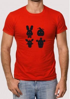 Camiseta Sombras Animatronics