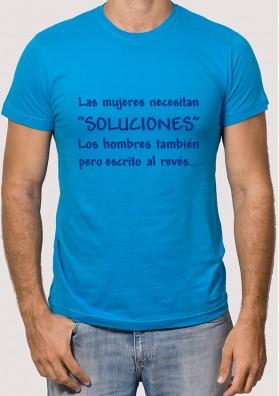 Camiseta Soluciones