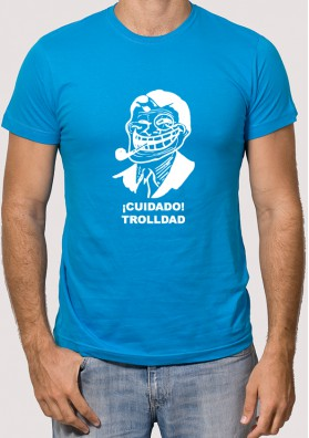 Camiseta Troll Dad