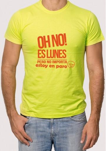 Camiseta Lunes Paro