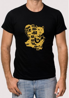 Camiseta Risa Joker