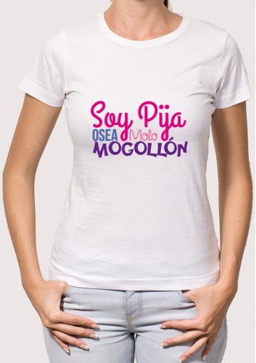 Camiseta Soy Pija