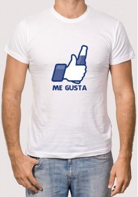 Camiseta Cerveza Me Gusta