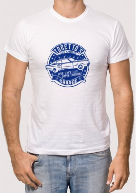 Camiseta Garage Toretto