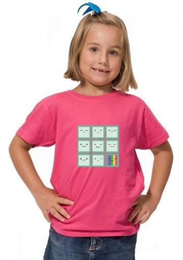 Camiseta Caras BMO