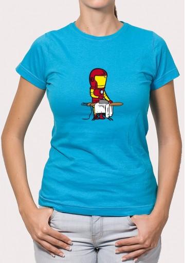 Camiseta Plancha Man
