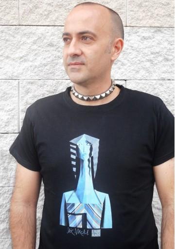 Camiseta Cianótica