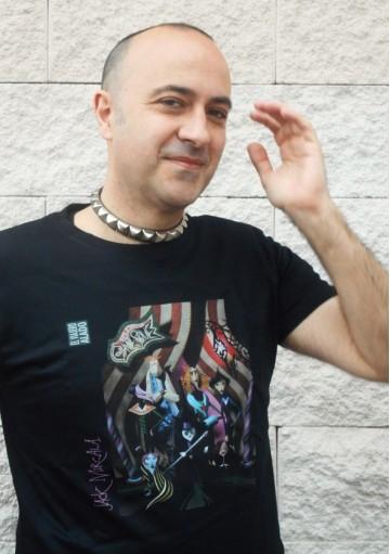 Camiseta Circo Splendeur Grotesque
