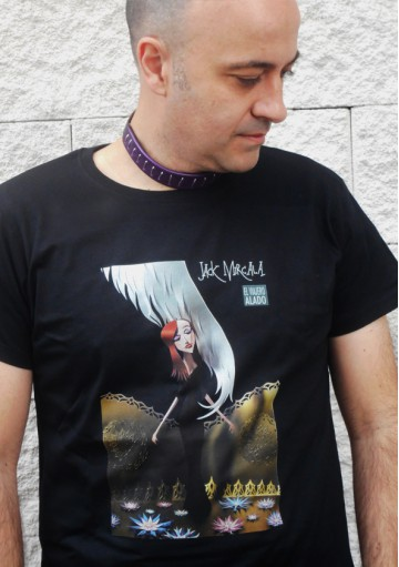 Camiseta Ala de Plata