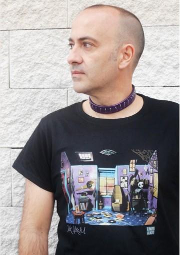 Camiseta Siniestro y Eclipse