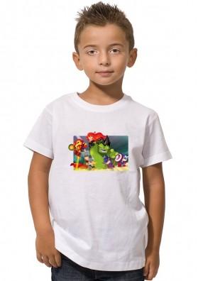 Camiseta Vengadores Niños
