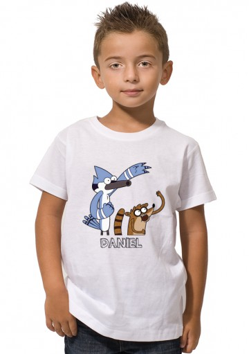 Camiseta Historias Personalizada