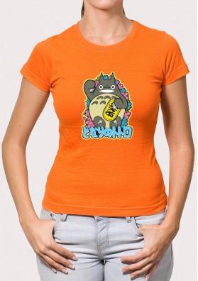 Camiseta Totoro Suerte
