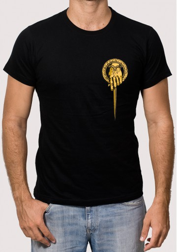 Camiseta Mano Rey