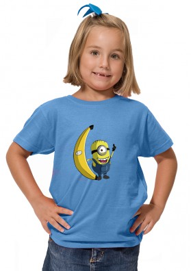 Camiseta Minion Banana