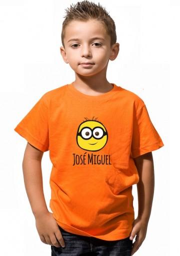 Camiseta Minion Personalizada