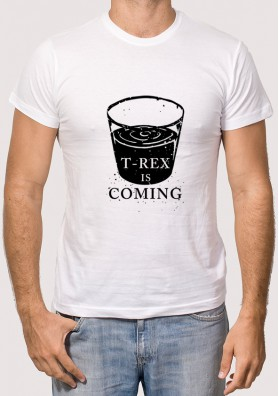 Camiseta Vaso T-REX