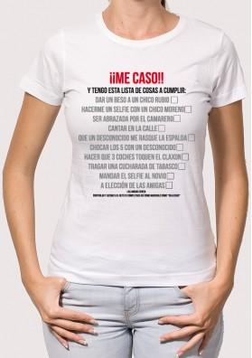 Camiseta Reto Despedida Mujer