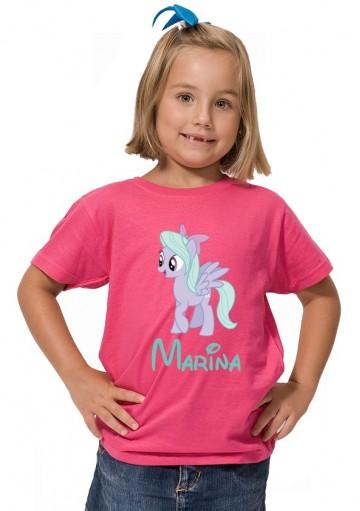 Camiseta Pony Personalizada