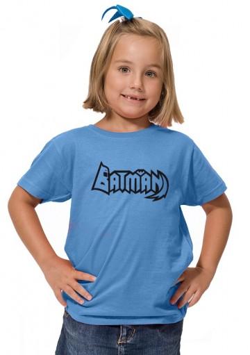 Camiseta Logo Batman