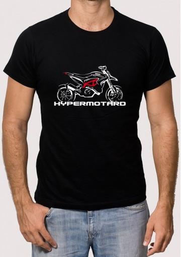 Camiseta Ducati Hypermotard