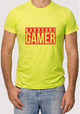 Camiseta Hardcore Gamer