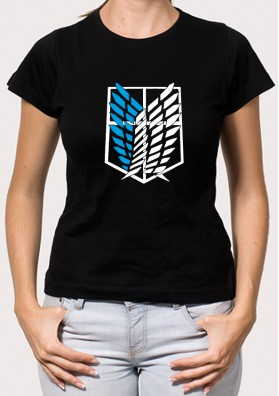 Camiseta Shingeki Alas