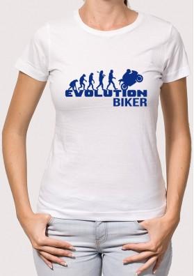Camiseta Evolución Moto