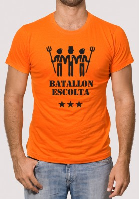 Camiseta Despedida Escolta