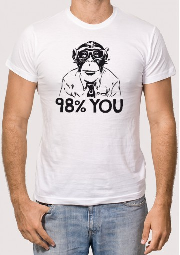 Camiseta Yo 98% Tu