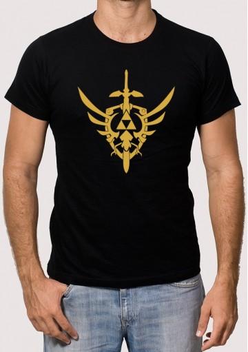 Camiseta Logo Zelda