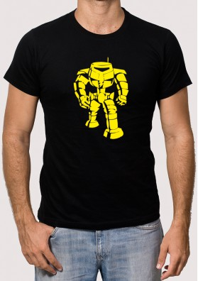 Camiseta Sheldon Robot