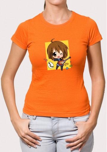 Camiseta Yui Hirasawa