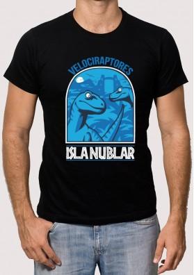 Camiseta Isla Nublar
