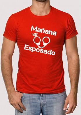 Camiseta Mañana Esposado