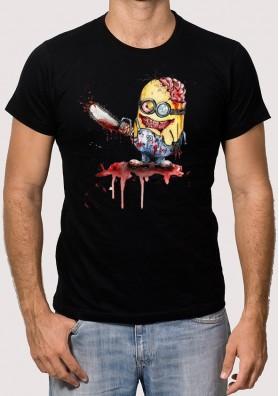 Camiseta Minion Zombie