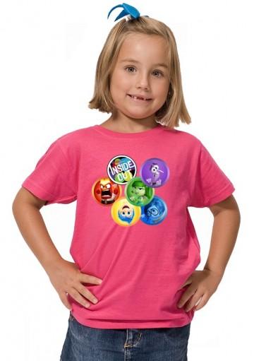 Camiseta Del Reves Circulos
