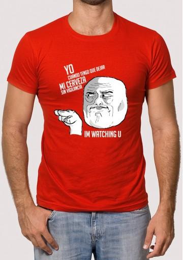 Camiseta Cerveza Meme